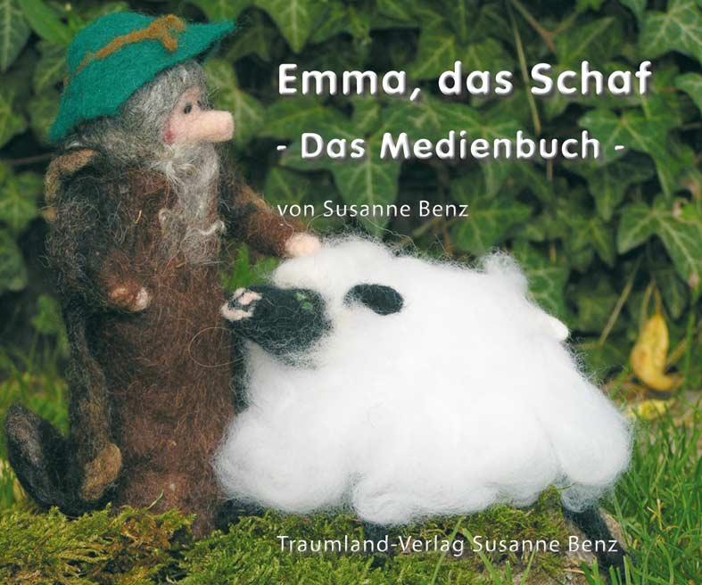 Emma, das Schaf - das Medienbuch von Susanne Benz