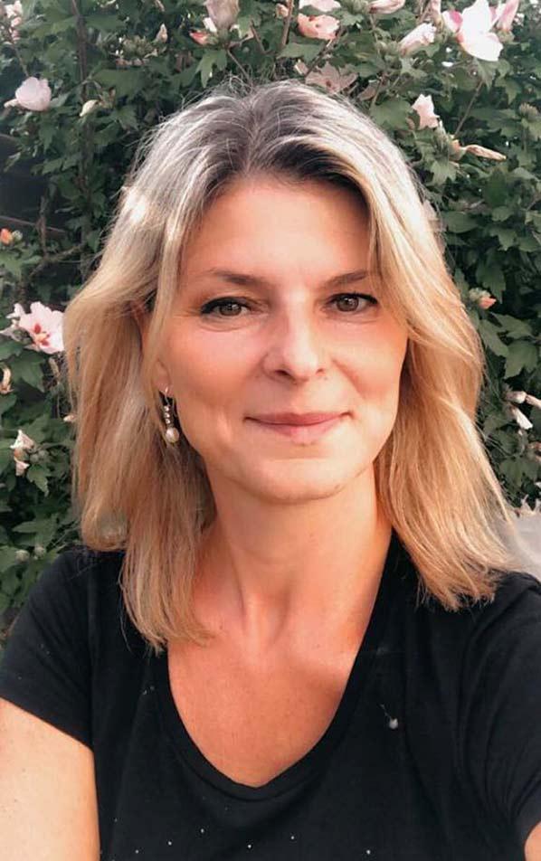 Sprecherin des tschechischen Emma Textes